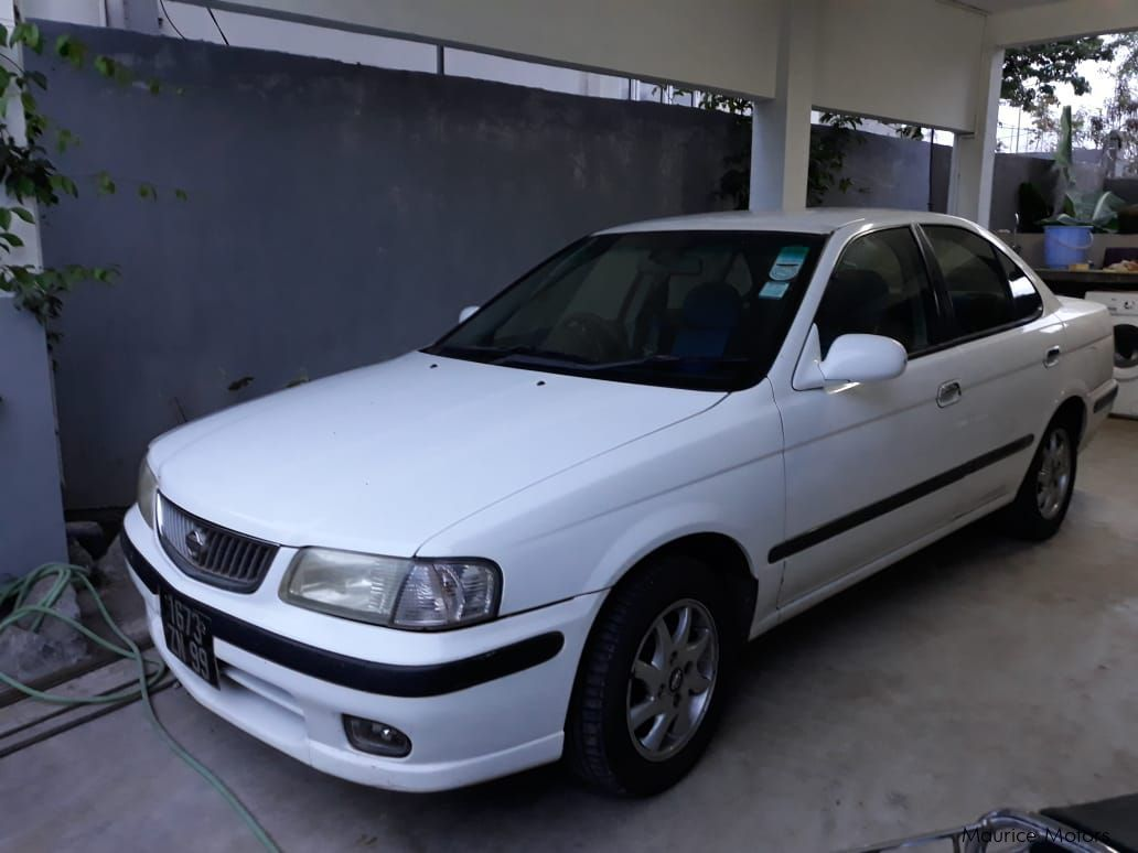 Pre-owned Nissan B15 for sale in