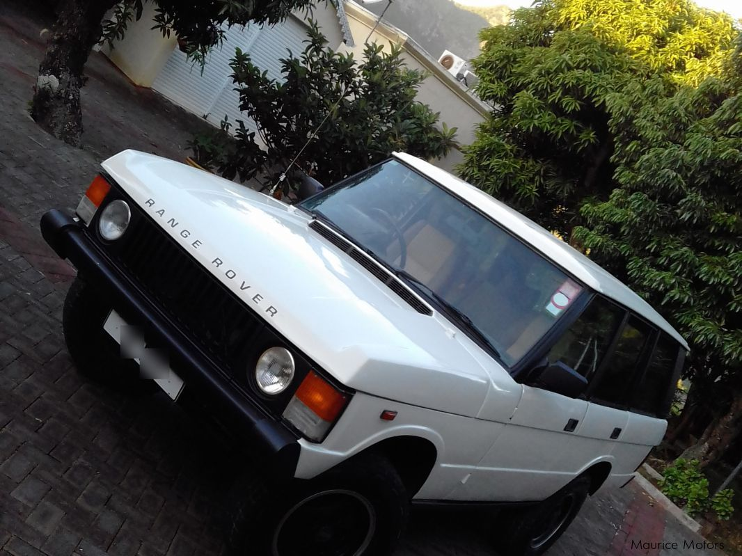Pre-owned Land Rover Range Rover Classic 80 for sale in