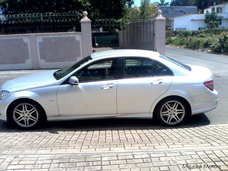 Used Mercedes-Benz C 180 Kit Amg for sale in Mauritius