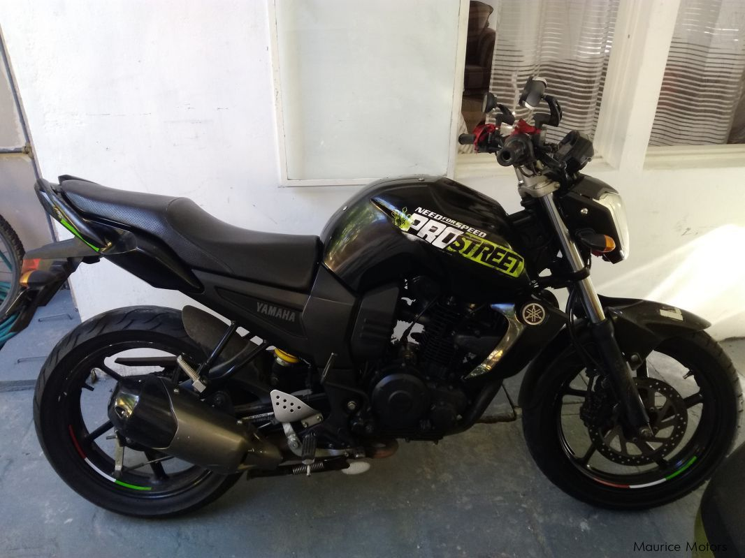 Pre-owned Yamaha FZ16 for sale in