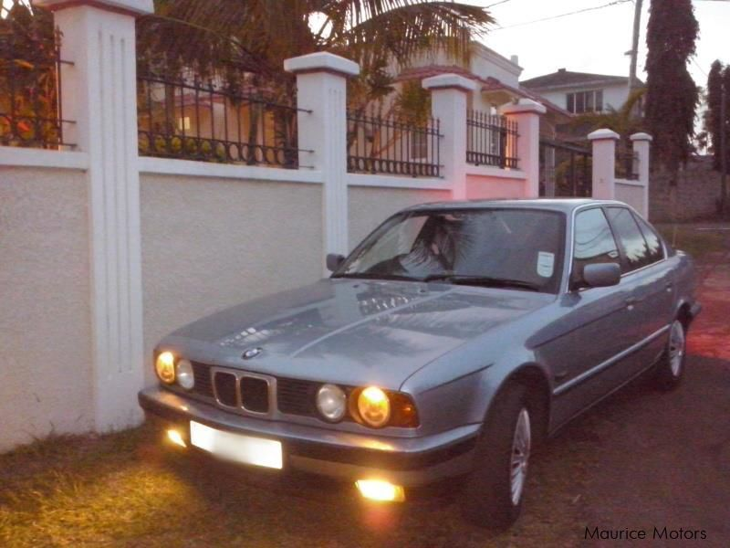 Used BMW 518i E34 for sale in Mauritius
