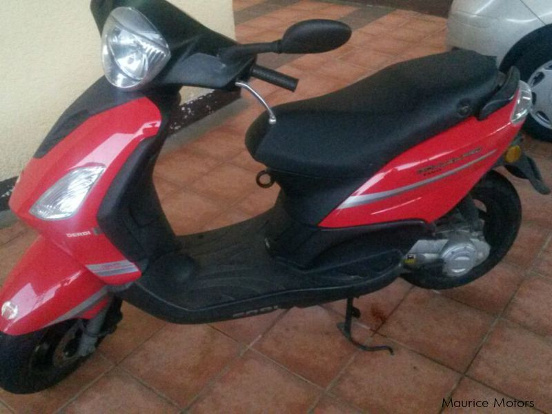 Used Derbi Boulevard 50 for sale in Mauritius