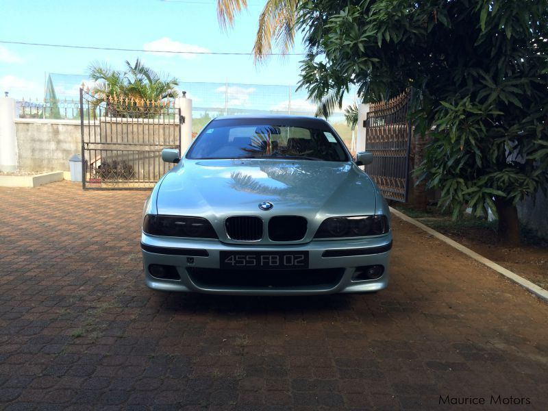 Used BMW E39 530i for sale in Mauritius