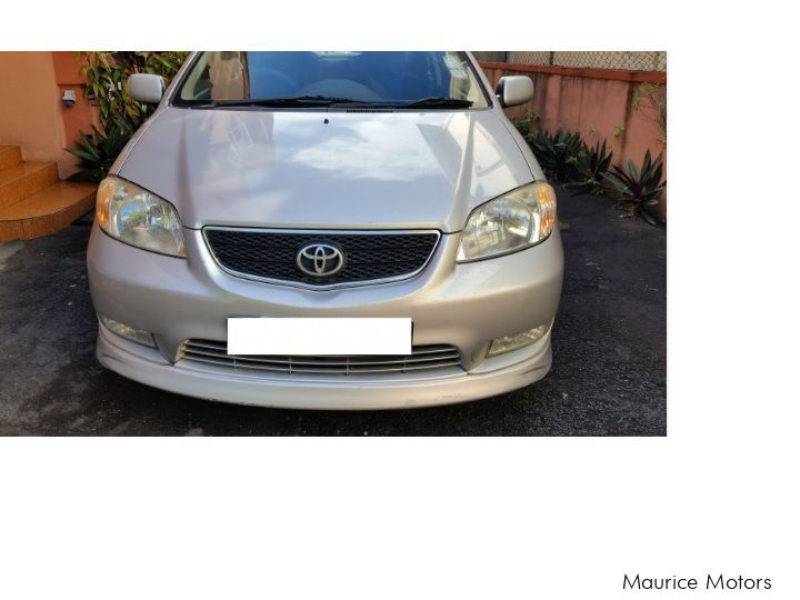 Pre-owned Toyota VIOS for sale in Mauritius