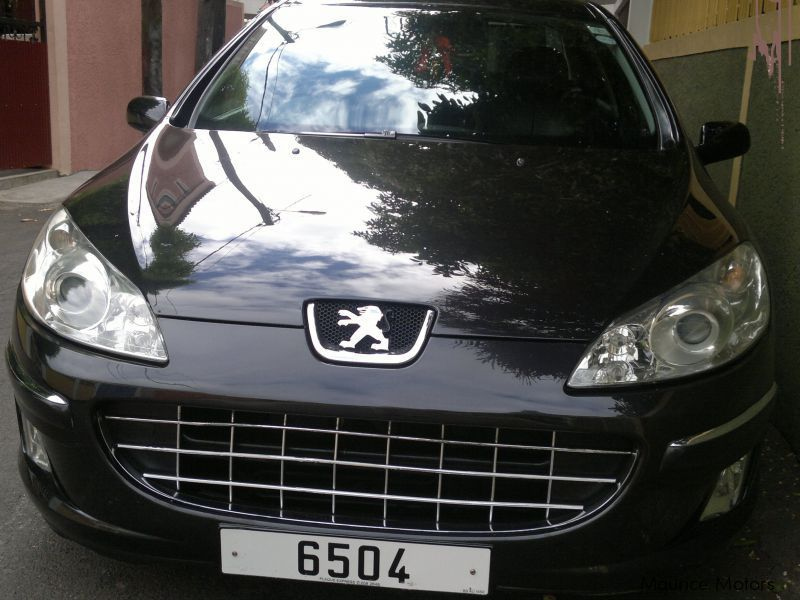 Pre-owned Peugeot 406 for sale in Mauritius