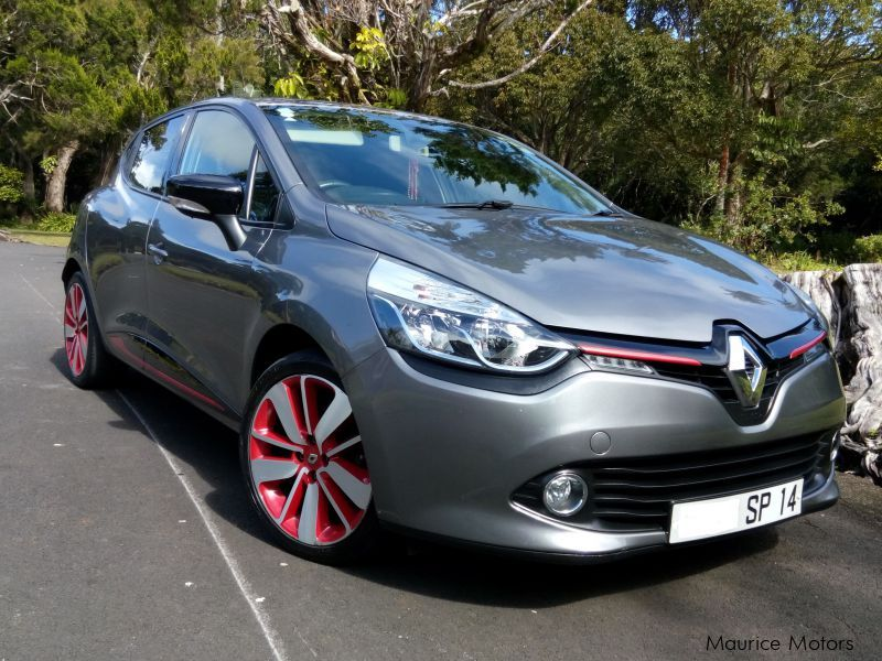 Pre-owned Renault Clio IV for sale in Mauritius