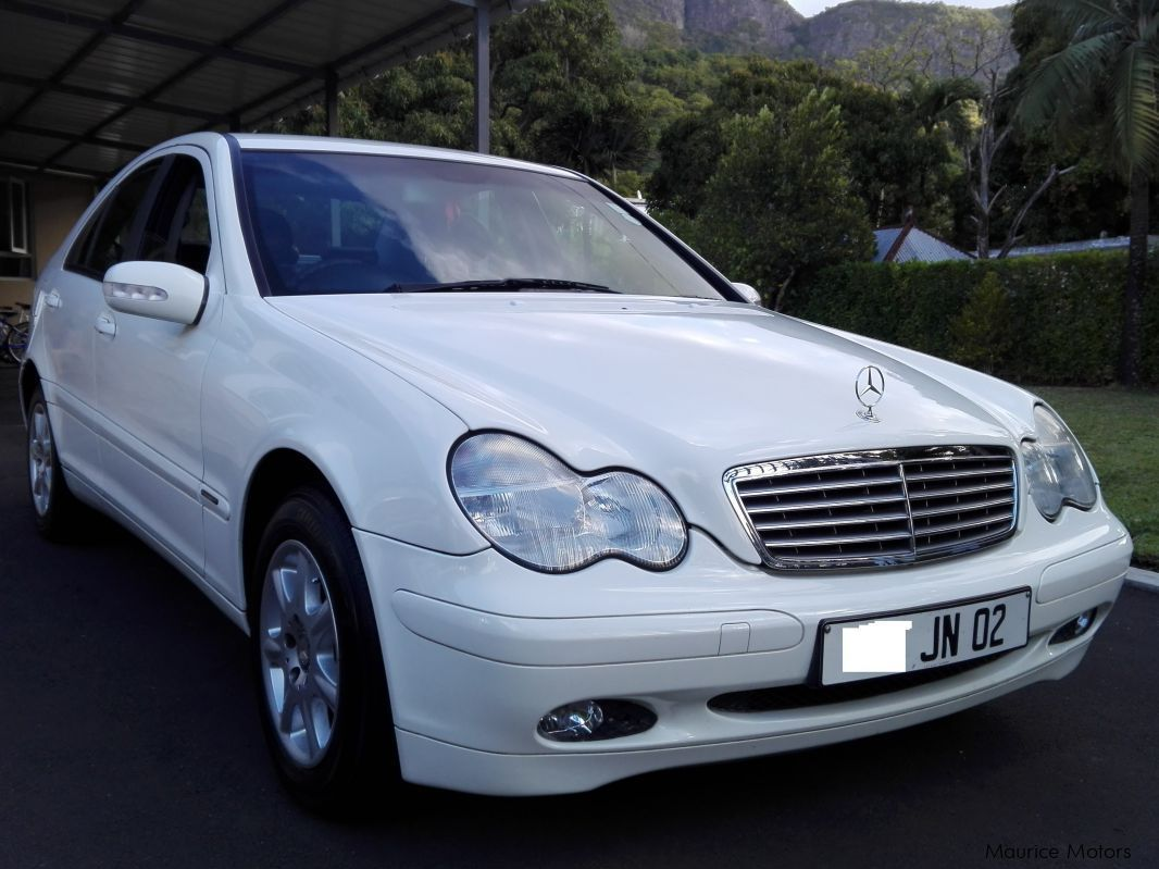 Used Mercedes-Benz C220 CDI for sale in Mauritius
