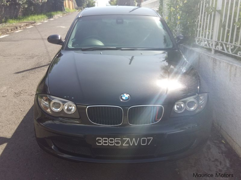 Pre-owned BMW 1-series for sale in Mauritius