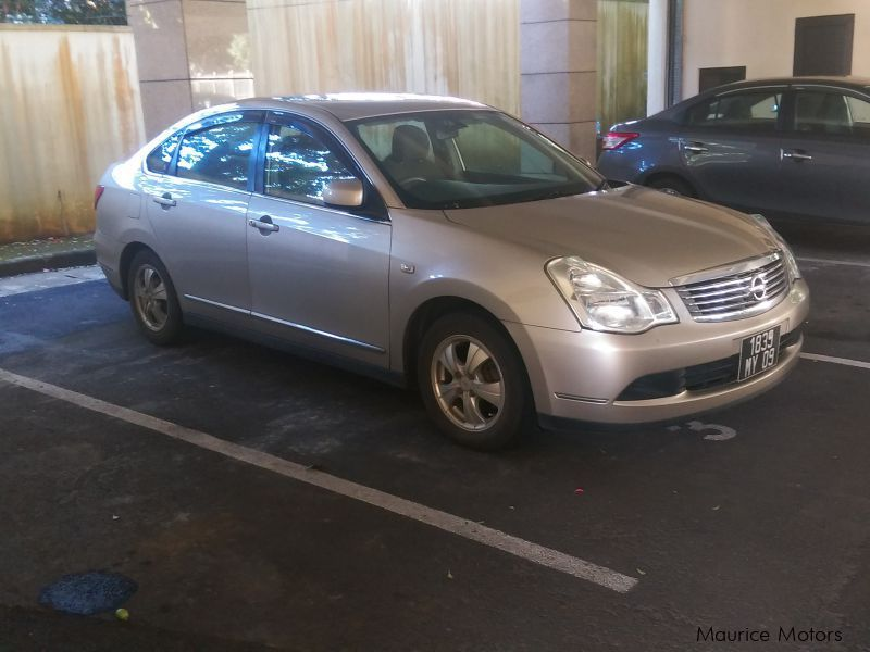 Pre-owned Nissan Bluebird for sale in Mauritius