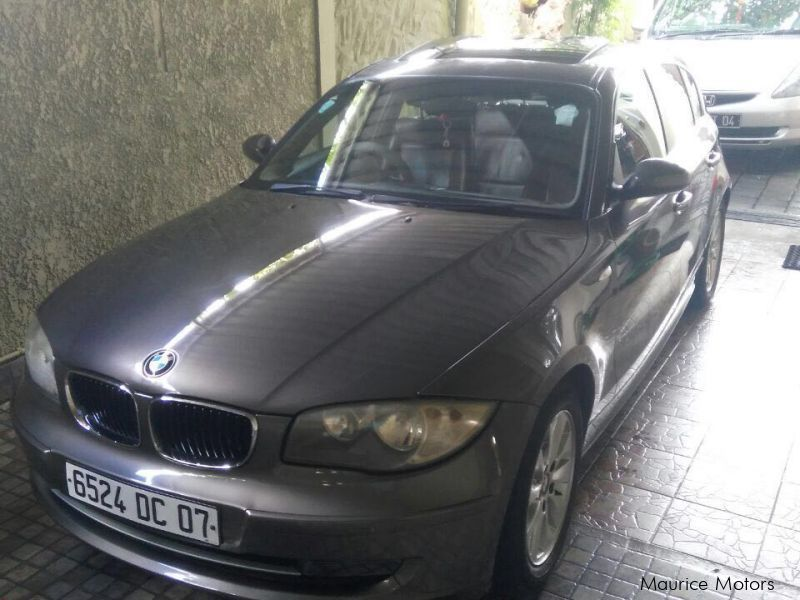 Pre-owned BMW 116i for sale in Mauritius