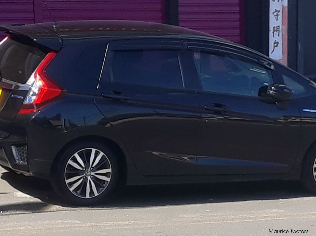 Pre-owned Honda Honda Fit Hybrid S Package for sale in