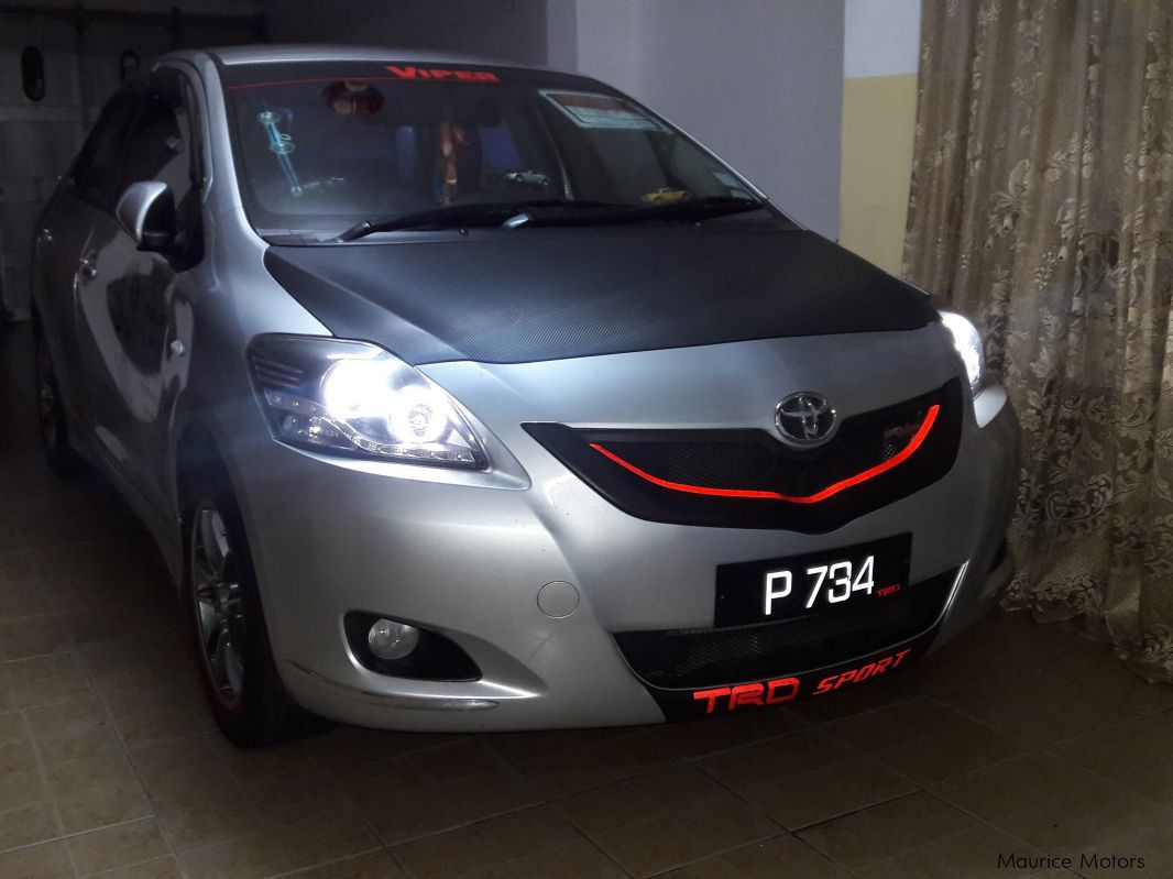 Pre-owned Toyota Belta for sale in