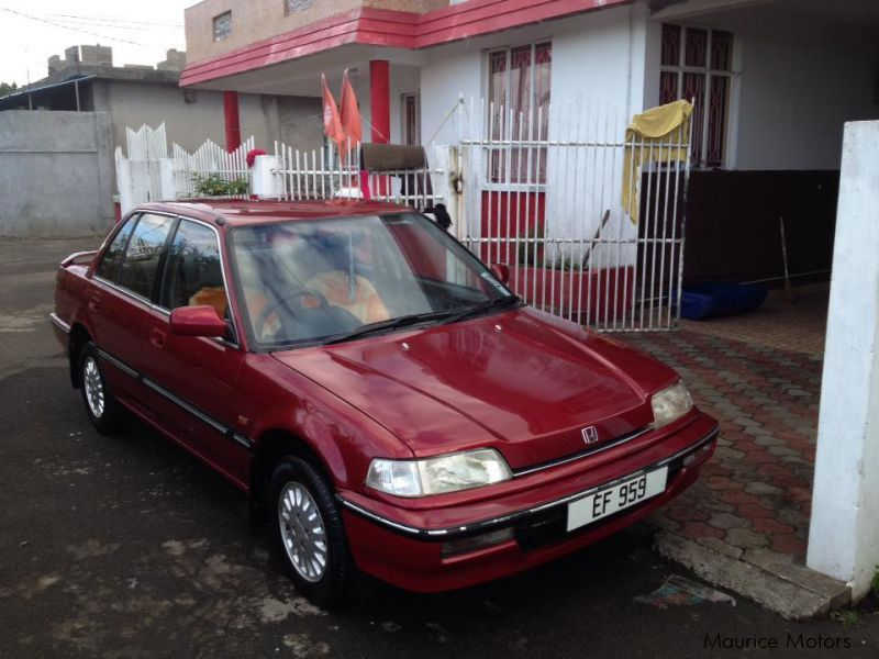 Pre-owned Honda civic ef for sale in Mauritius
