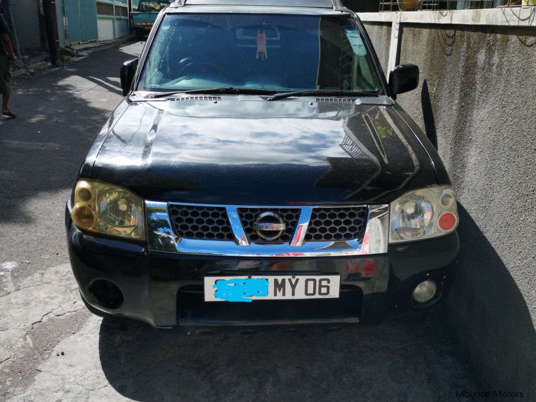 Pre-owned Nissan Hardbody predator 3.0.16 VTD for sale in