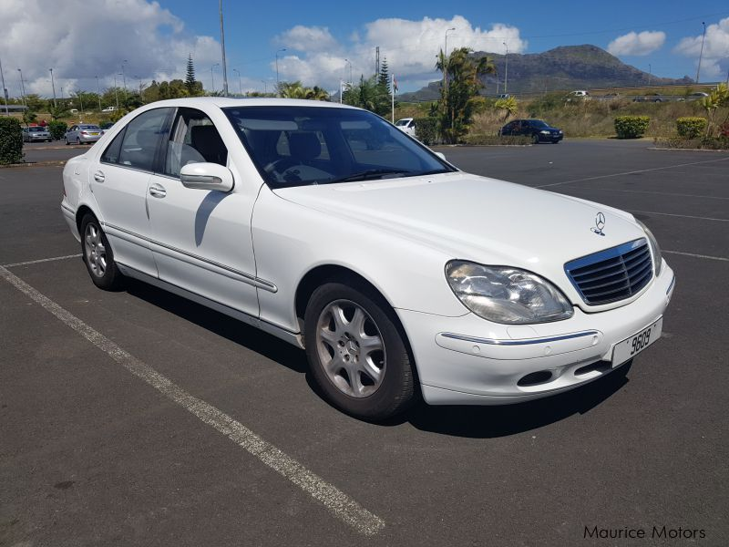 Used Mercedes-Benz S500 for sale in Mauritius