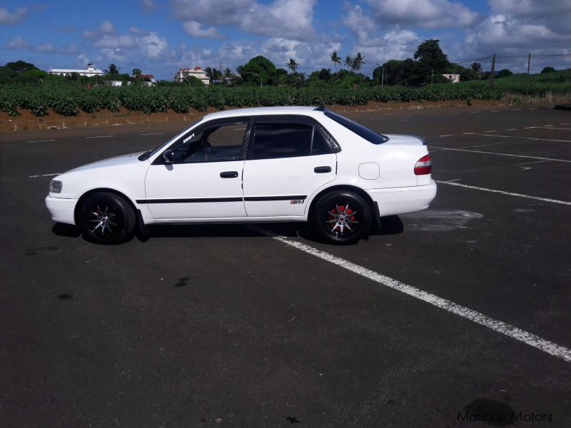 Pre-owned Toyota Ee111 for sale in Mauritius