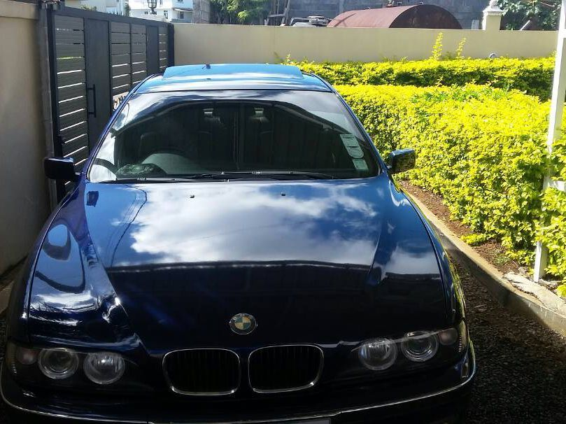 Pre-owned BMW 525i for sale in