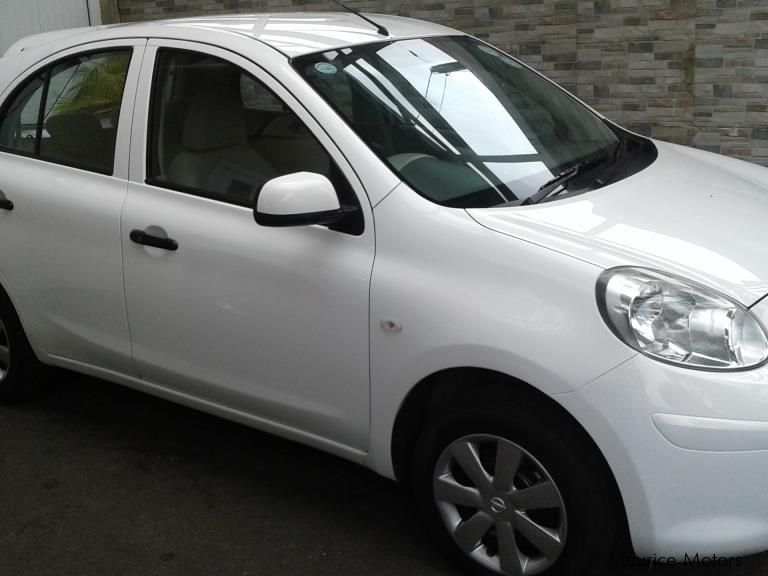 Pre-owned Nissan AK13 for sale in Mauritius