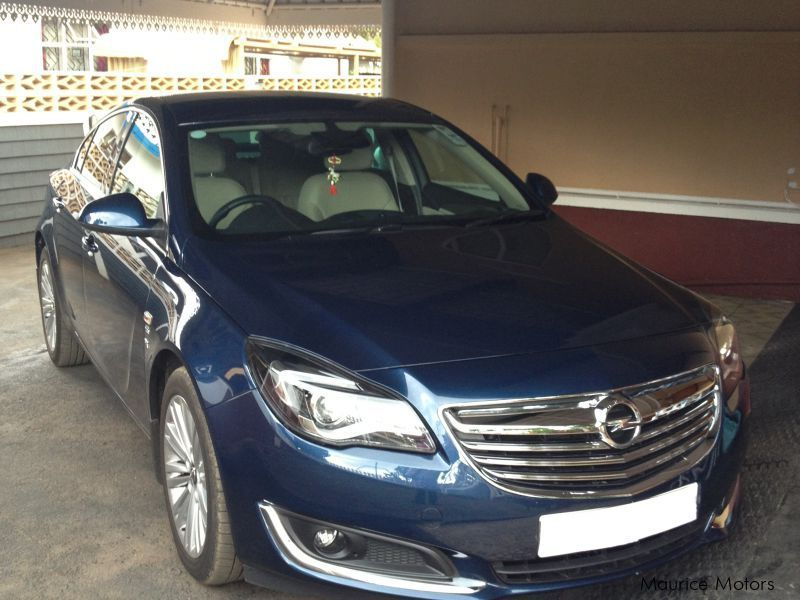Pre-owned Opel Insignia for sale in Mauritius