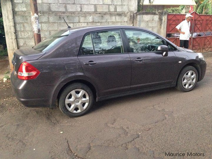 Pre-owned Nissan Tiida for sale in Mauritius