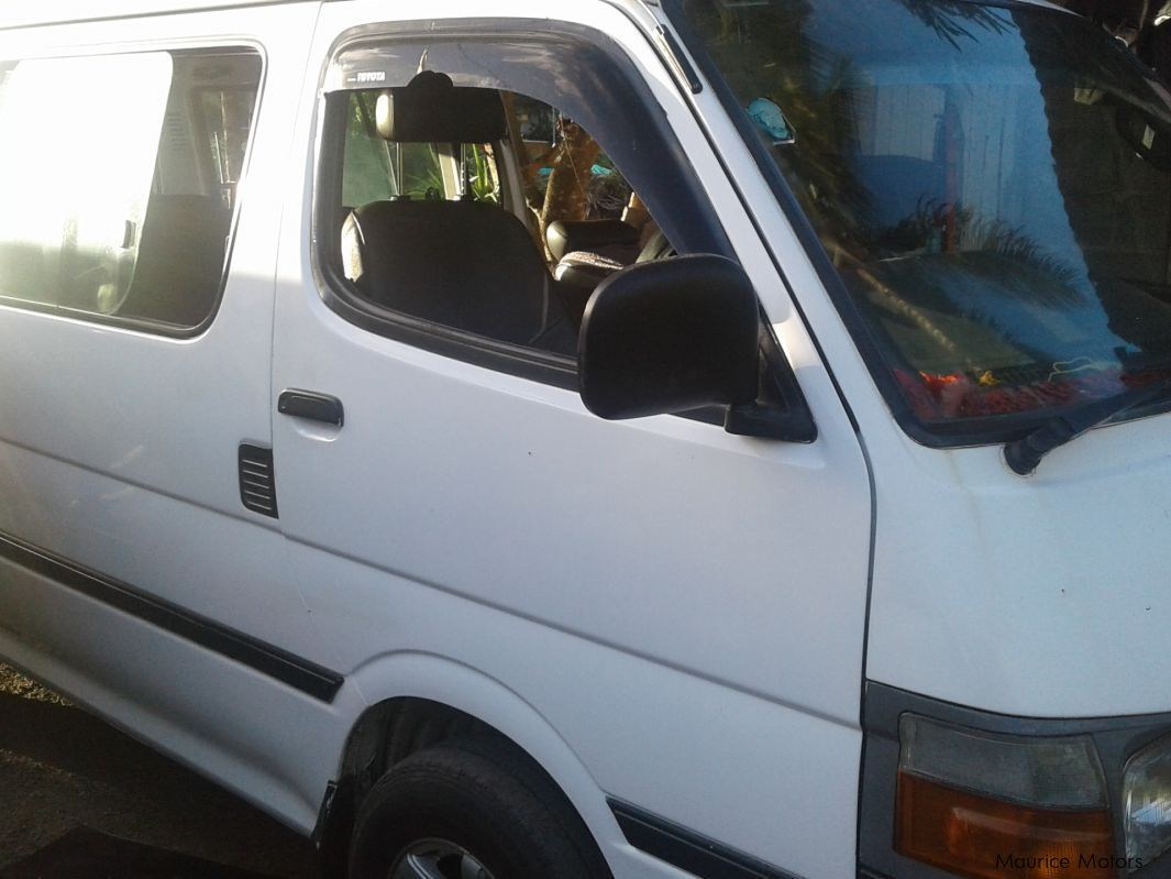 Used Toyota Hiace for sale in