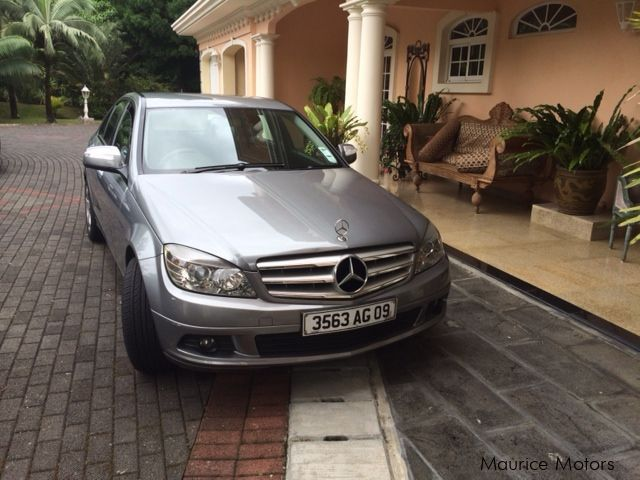 Used Mercedes-Benz C class for sale in Mauritius