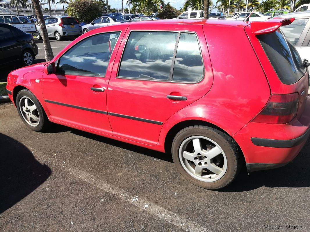 Pre-owned Volkswagen golf mk4 for sale in