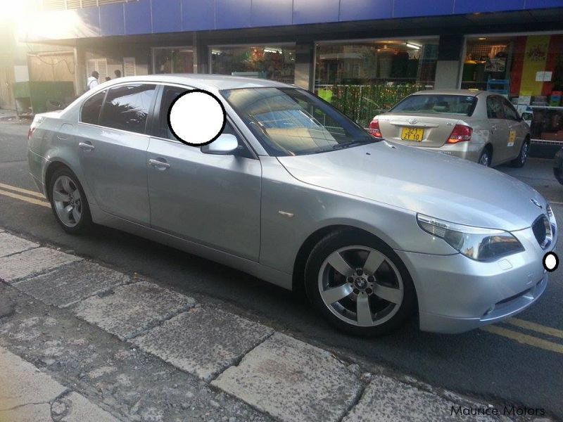Used BMW BMW 520i e60 2004 for sale in Mauritius