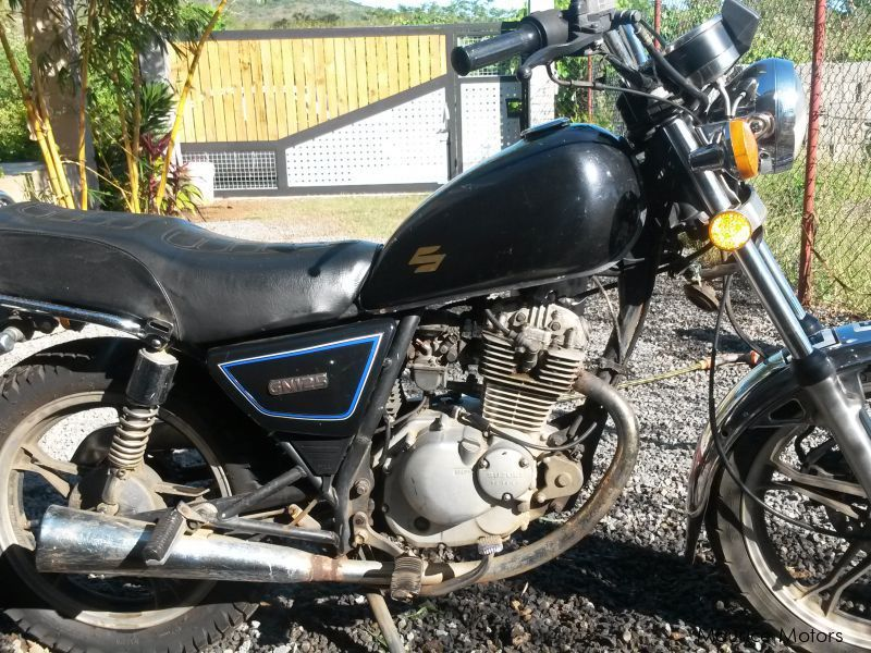 Used Suzuki GN 125 for sale in Mauritius