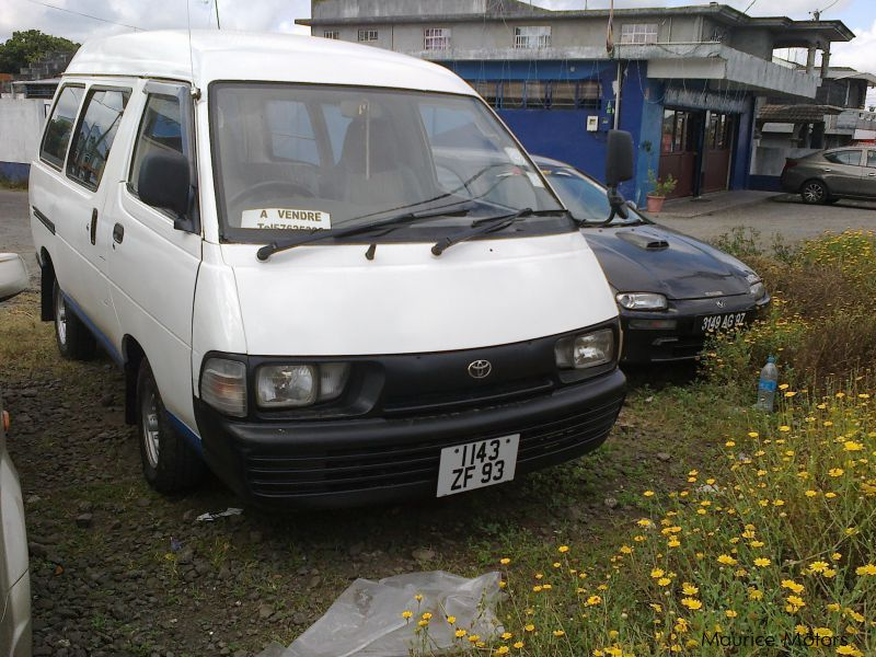 Used Toyota Liteace for sale in Mauritius