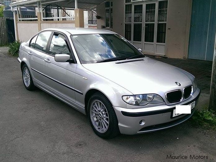 Used BMW 318i for sale in Mauritius