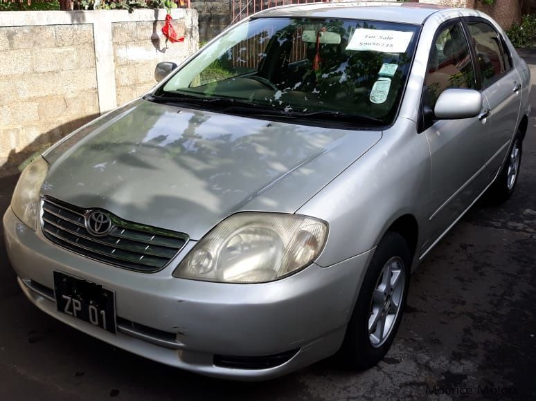 Pre-owned Toyota CorollaNZE for sale in