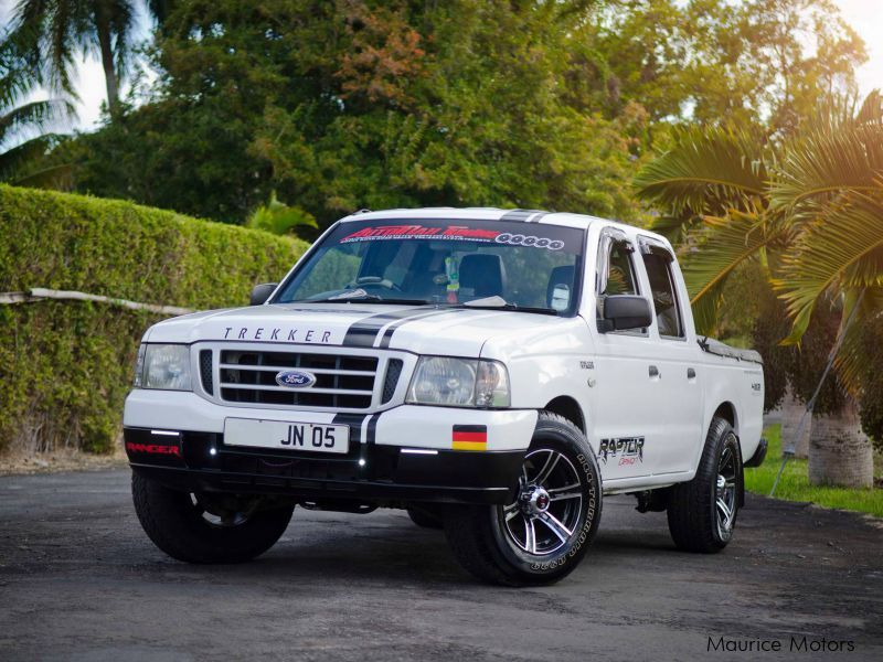 Pre-owned Ford RANGER 2.9D for sale in Mauritius
