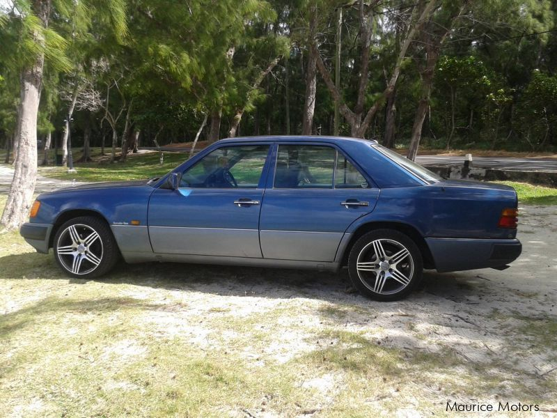 Used Mercedes-Benz w124 for sale in Mauritius