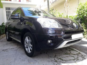Pre-owned Renault Koleos 2.5 for sale in
