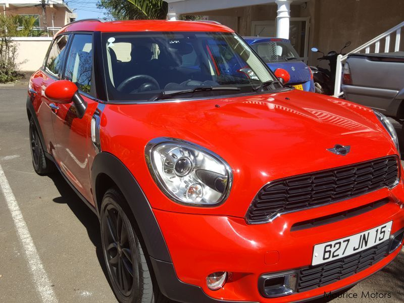 Pre-owned BMW Mini cooper coutryman S for sale in Mauritius