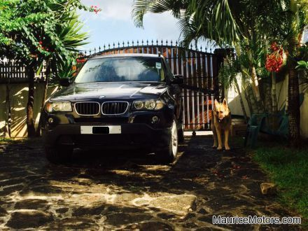 Pre-owned BMW x3 facelift version for sale in