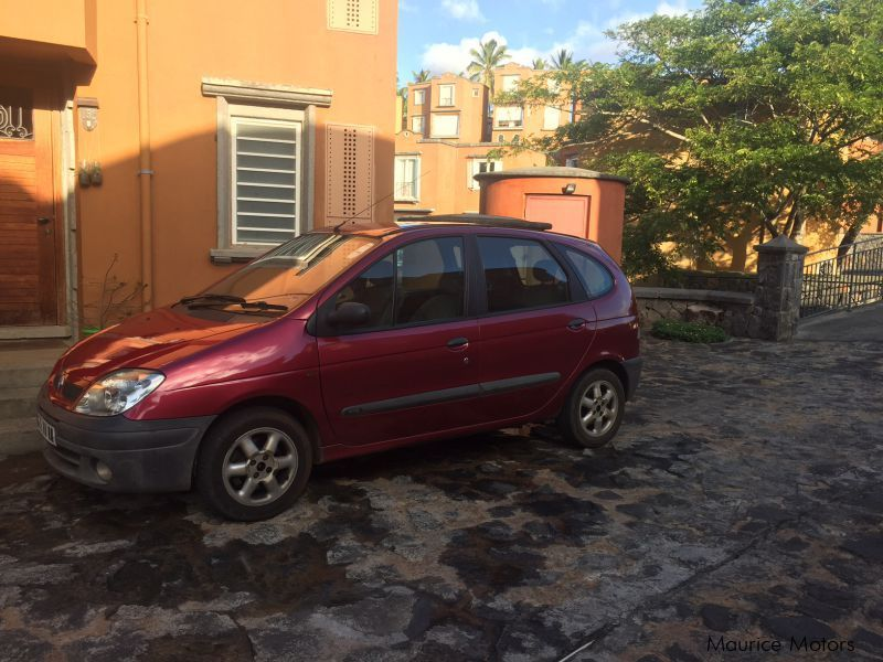 Used Renault scenic for sale in Mauritius