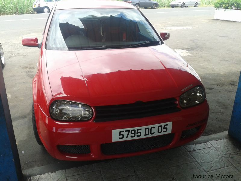 Used Volkswagen GOLF 4 LIMITED for sale in Mauritius