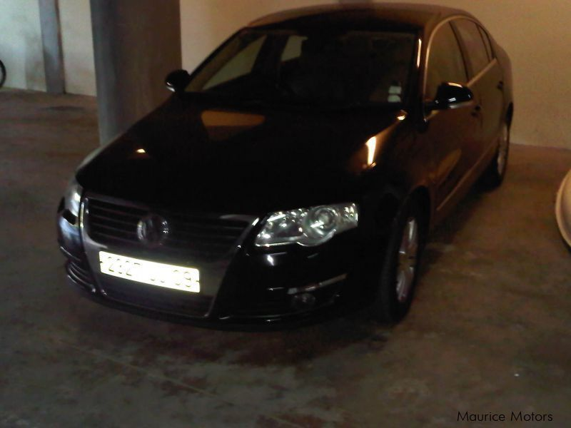 Pre-owned Volkswagen Passat 1.4TSI for sale in Mauritius