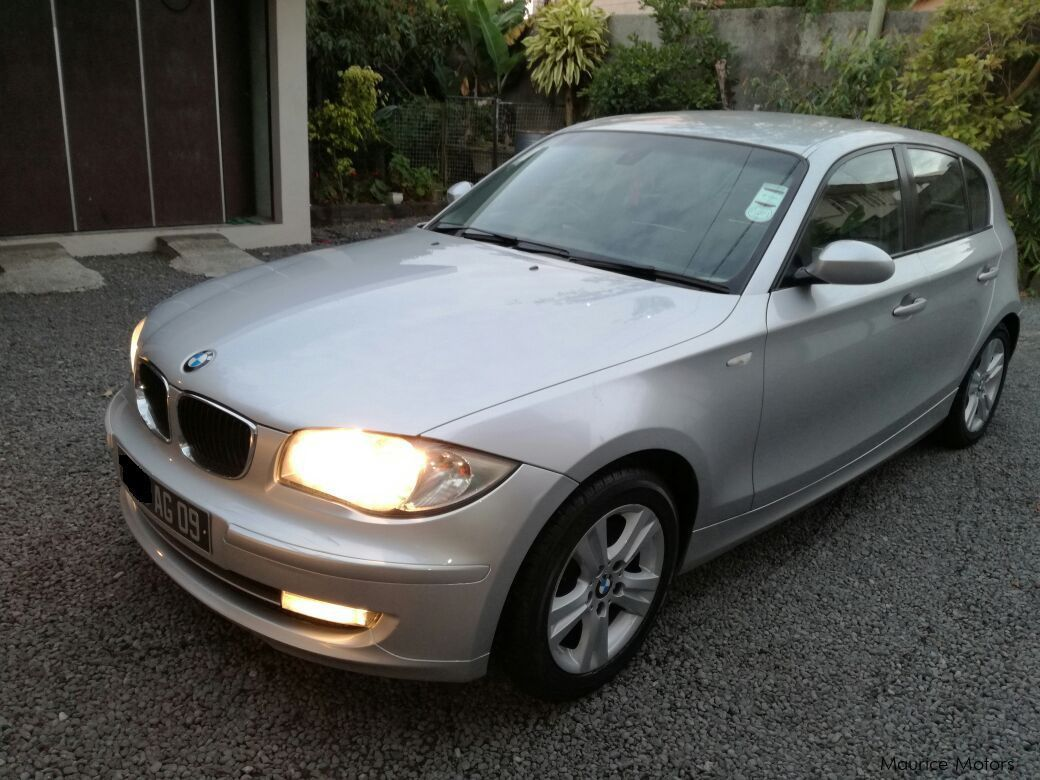 Pre-owned BMW 116i for sale in