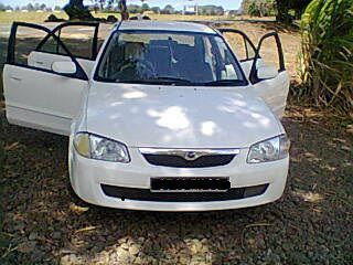 Used Mazda Familia BJ5 for sale in Mauritius