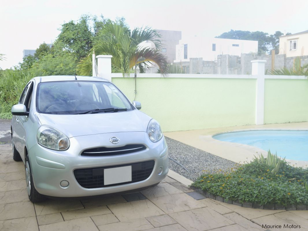 Pre-owned Nissan March AK13 for sale in