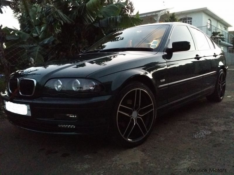 Used BMW 318 i for sale in Mauritius