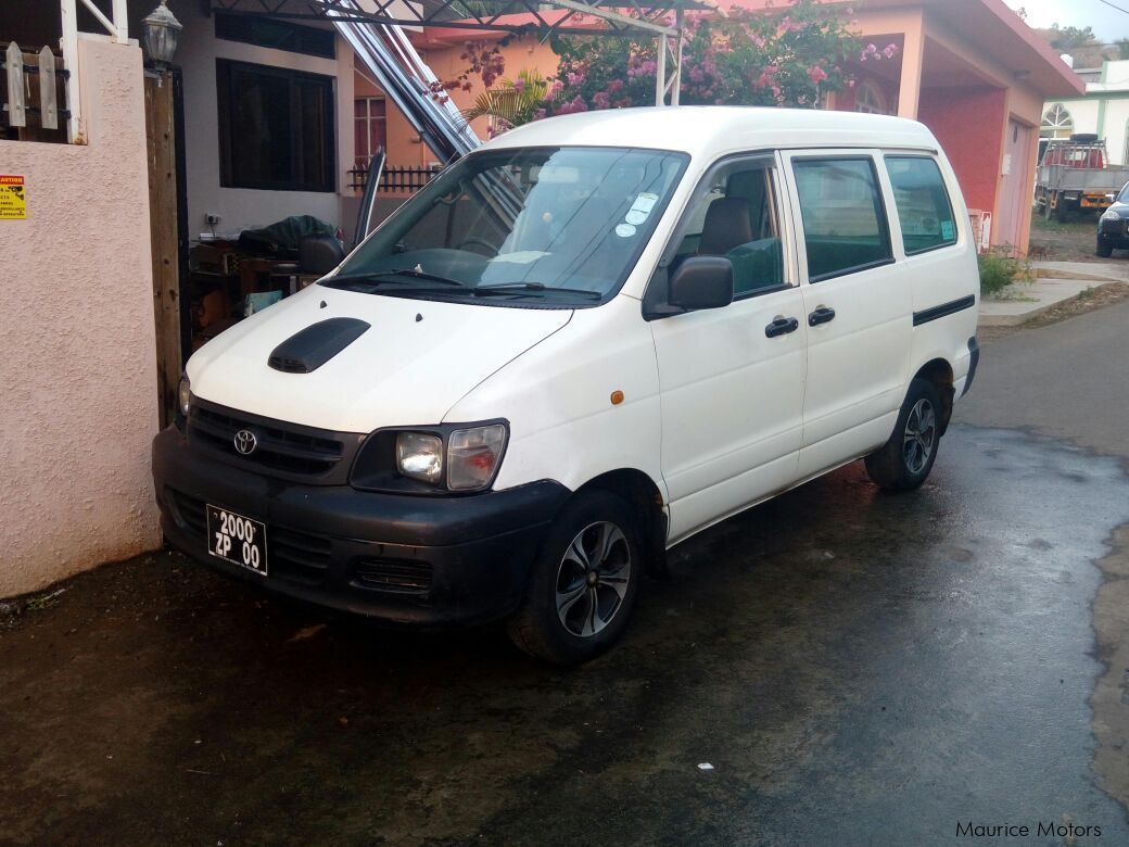 Pre-owned Toyota Townace for sale in