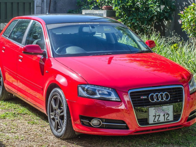 Pre-owned Audi A3 for sale in Mauritius