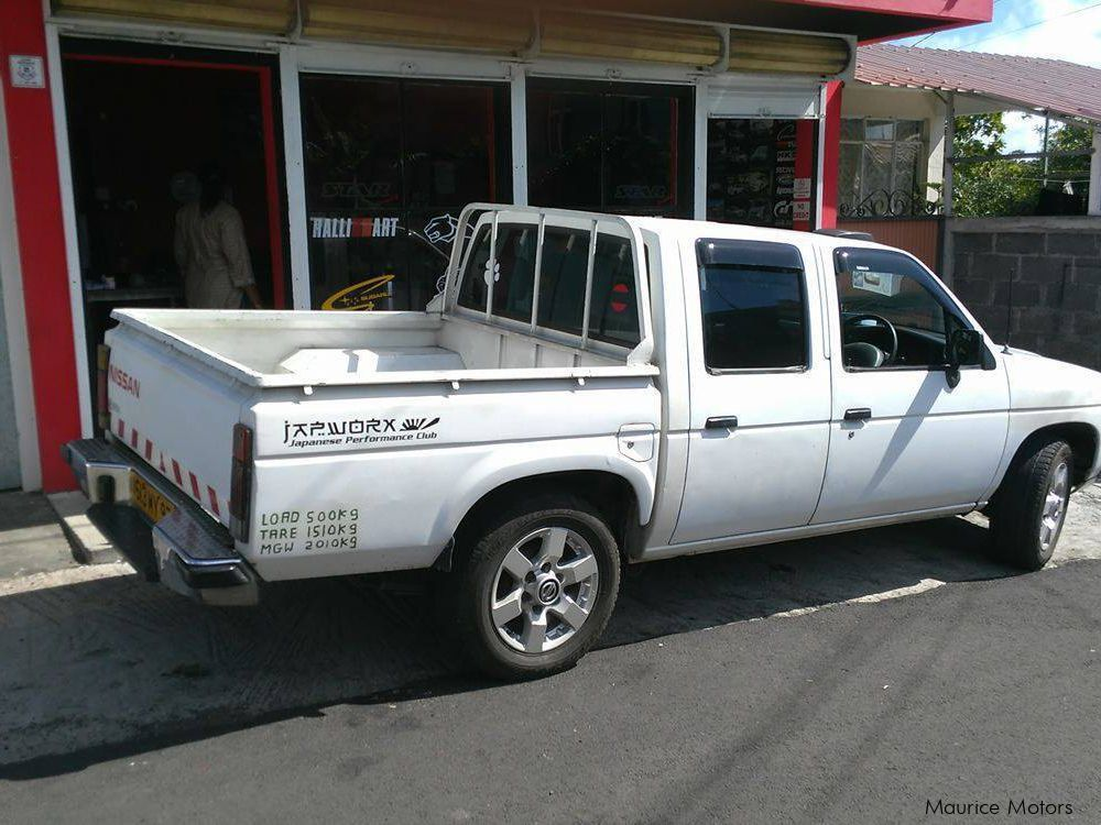 Pre-owned Nissan Hardbody D21 for sale in