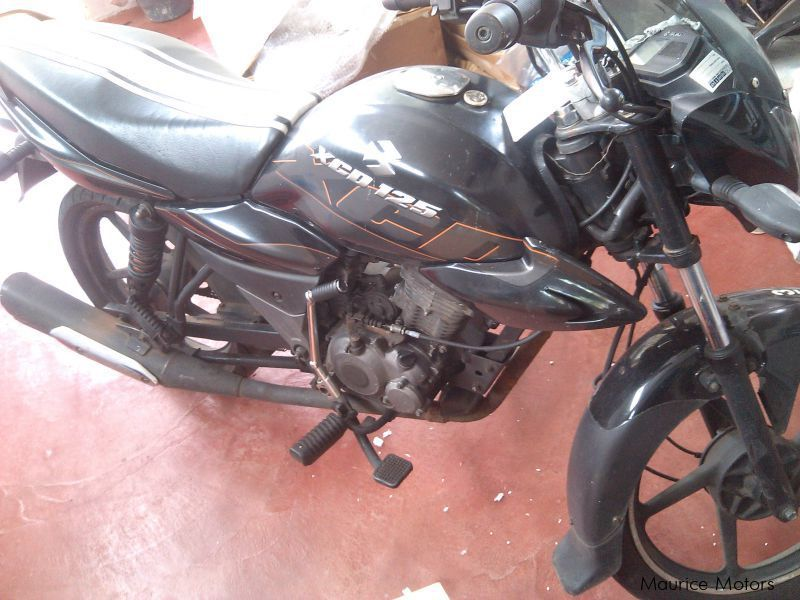Pre-owned Bajaj XCD 125 DTS-i for sale in Mauritius