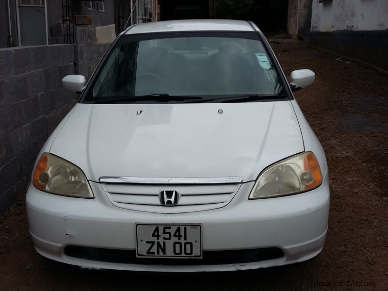 Pre-owned Honda Civic Ferrio ES 1 for sale in Mauritius