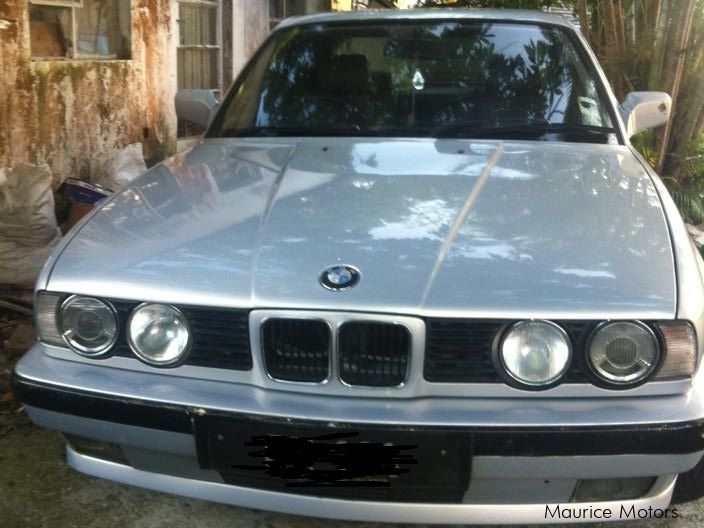 Used BMW e34 for sale in Mauritius